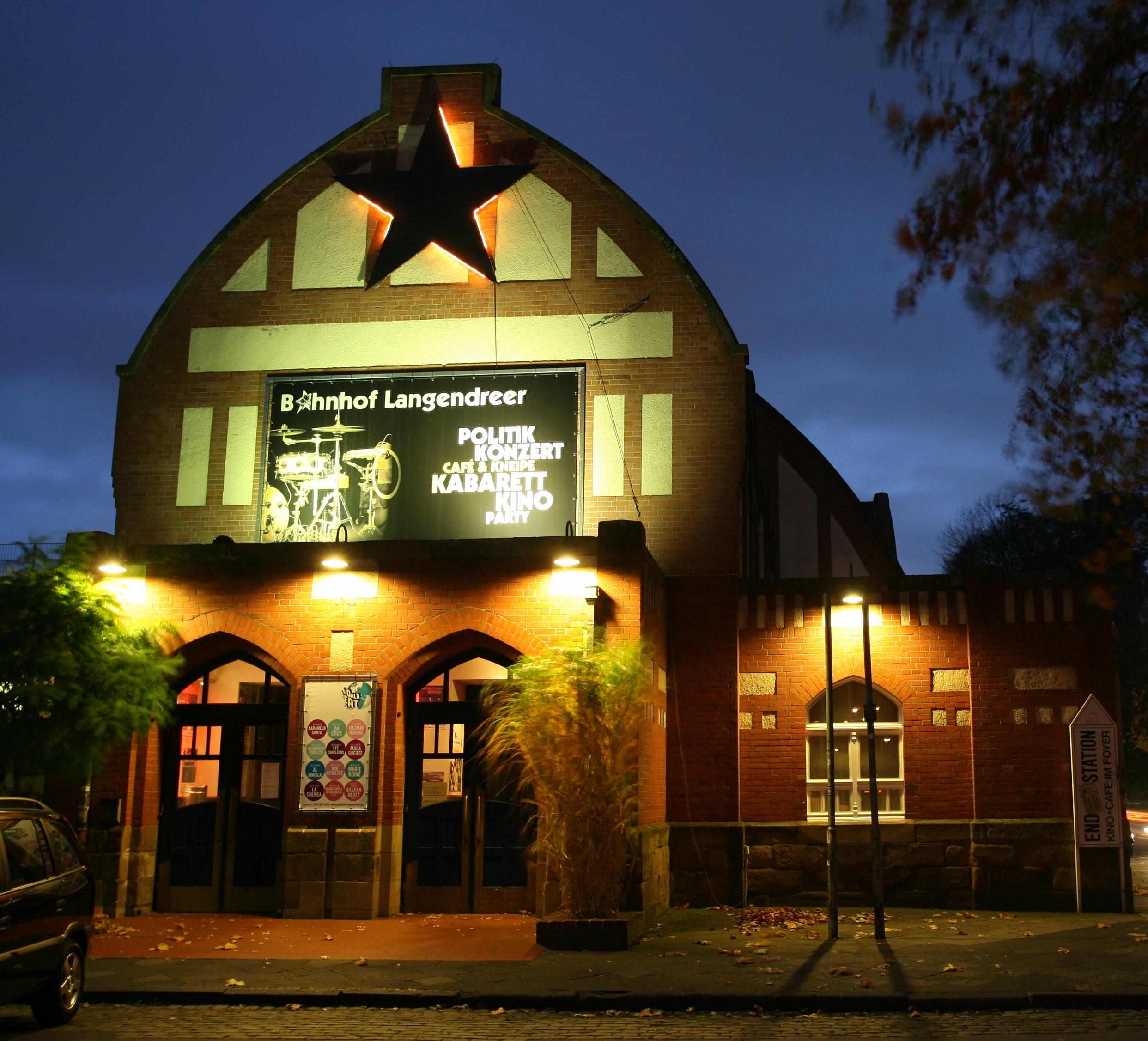 Bahnhof Langendreer – Soziokulturelles Zentrum Bochum
