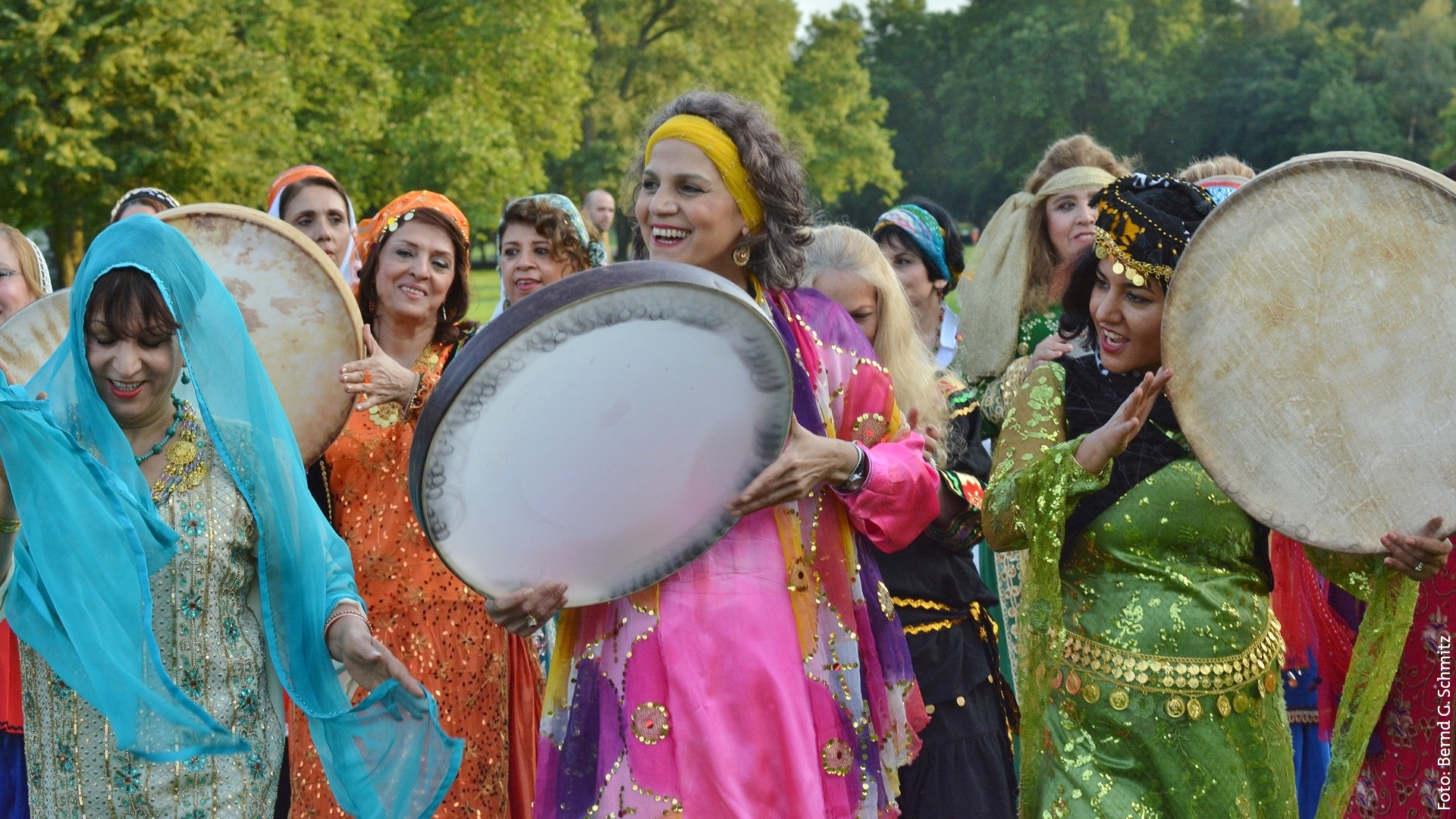 BANU -Persische Frauengesänge