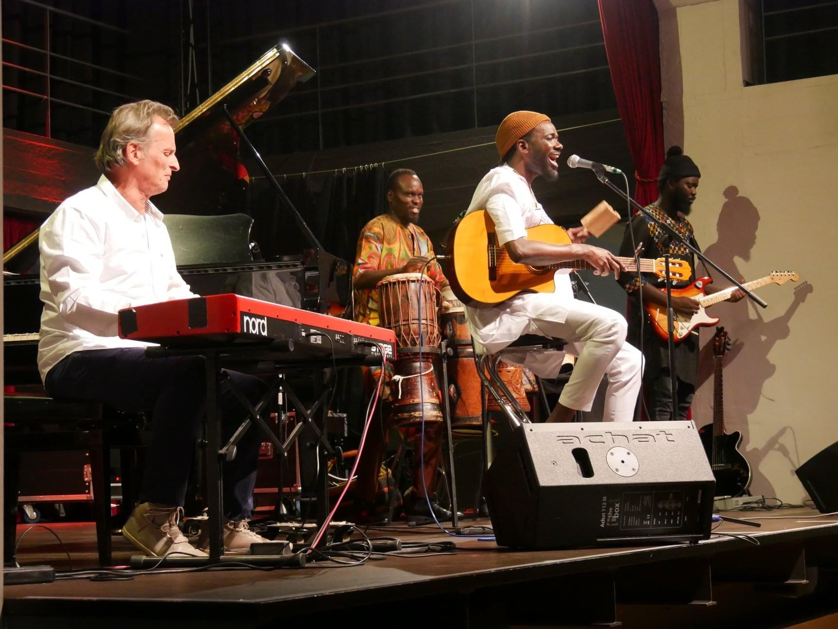 GlobalMusicOrchestra – The Westafrican Project